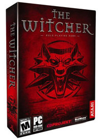 The witcher box