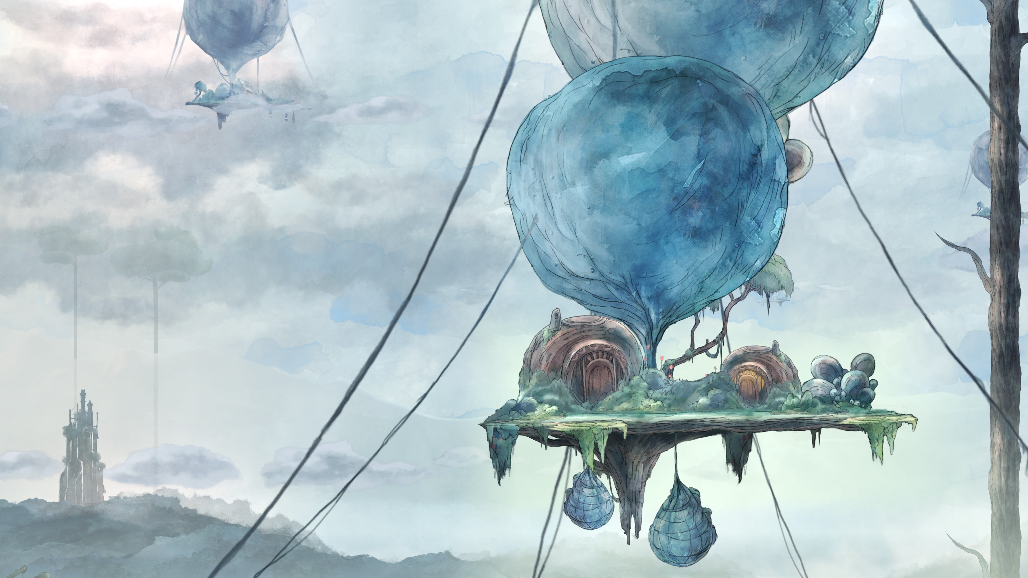 Child Of Light Launch Trailer And Screens Rpg Site