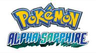 Alpha sapphire logo