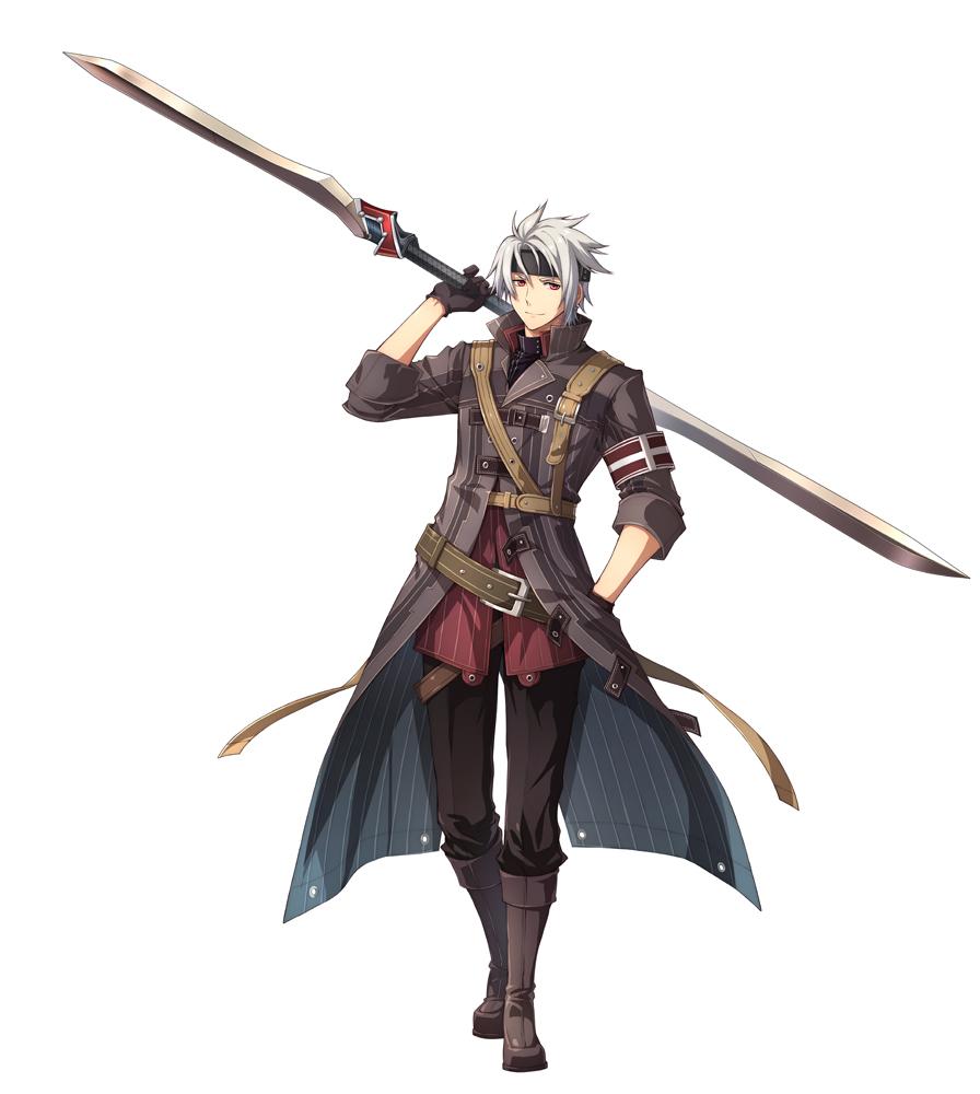 Dual Sword Poses