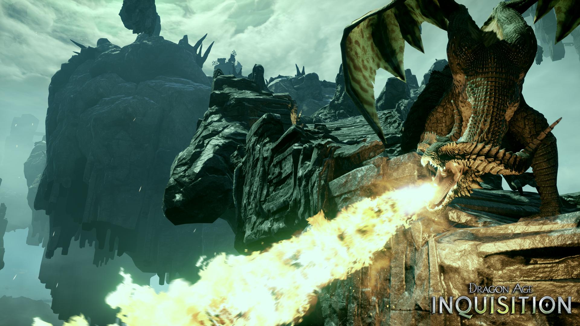 Dragon Age 3 Inquisition  № 1901397 бесплатно
