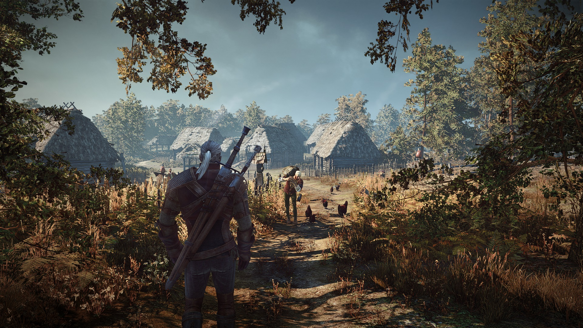 The witcher 3 release date in Perth