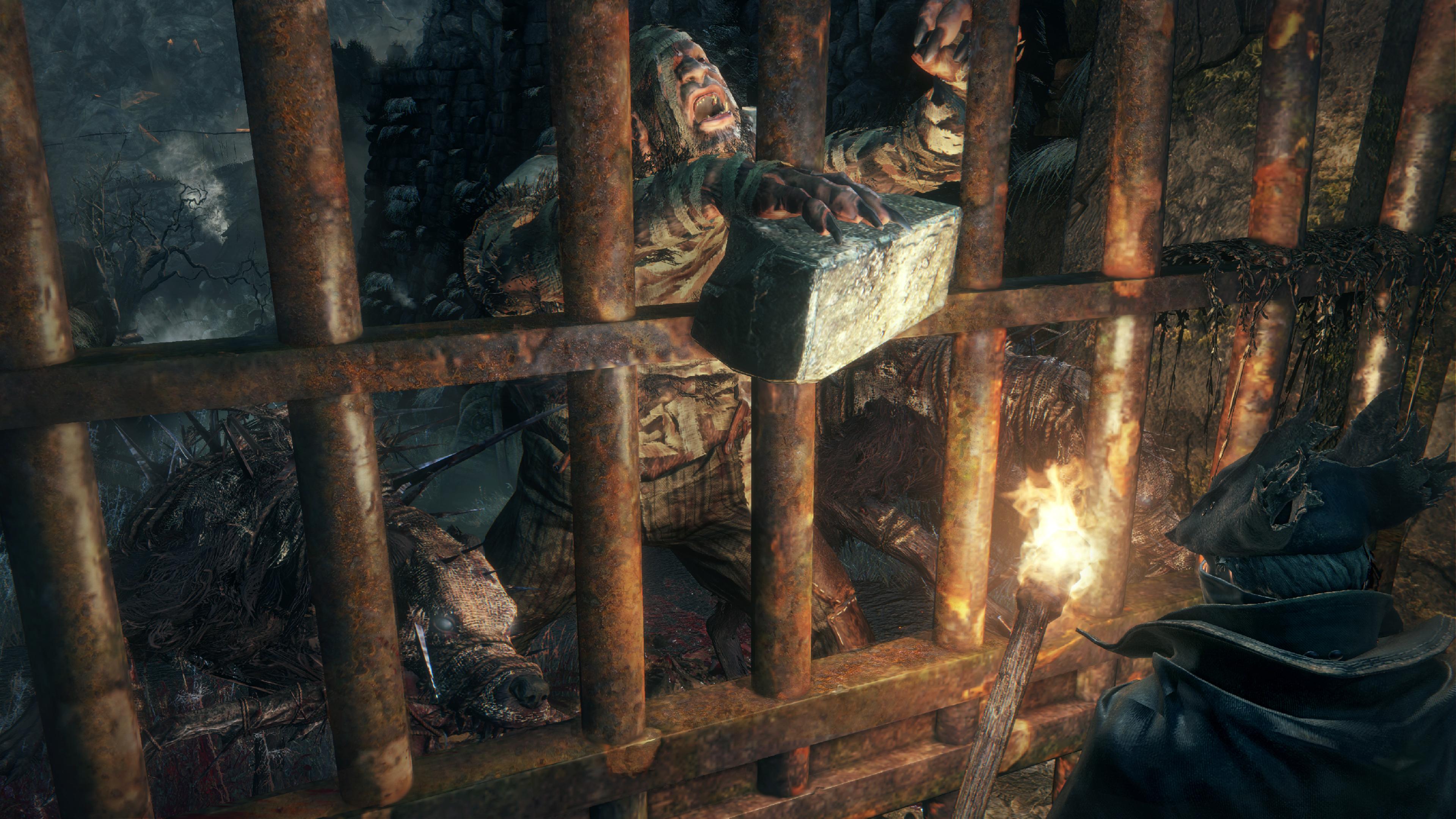 bloodborne gamescom gameplay and screenshots rpg site