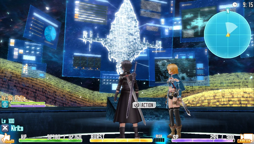 Sword Art Online: Hollow Fragment Review | RPG Site