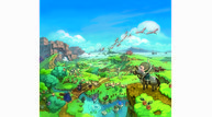 110595 3ds fantasylife main illustration background