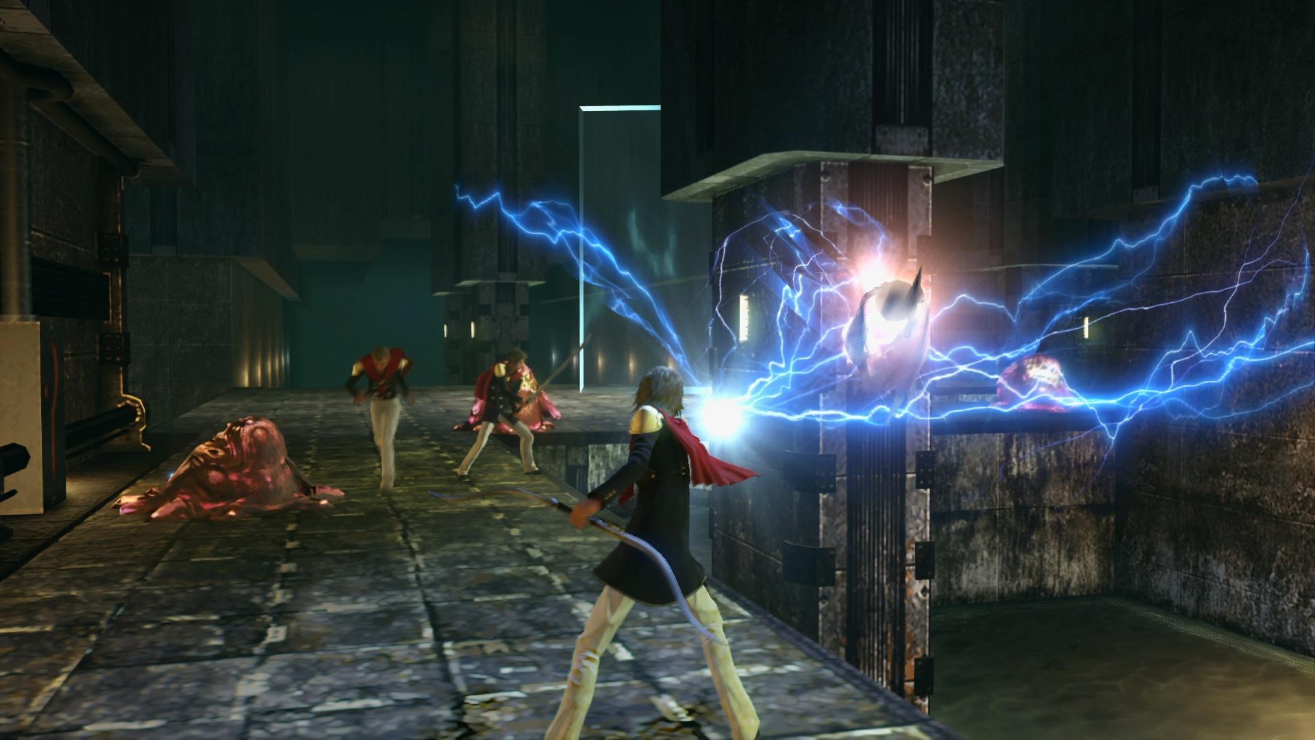 Final Fantasy Type 0 Hd Games 4k Wallpapers Images: New Final Fantasy Type-0 HD Screenshots