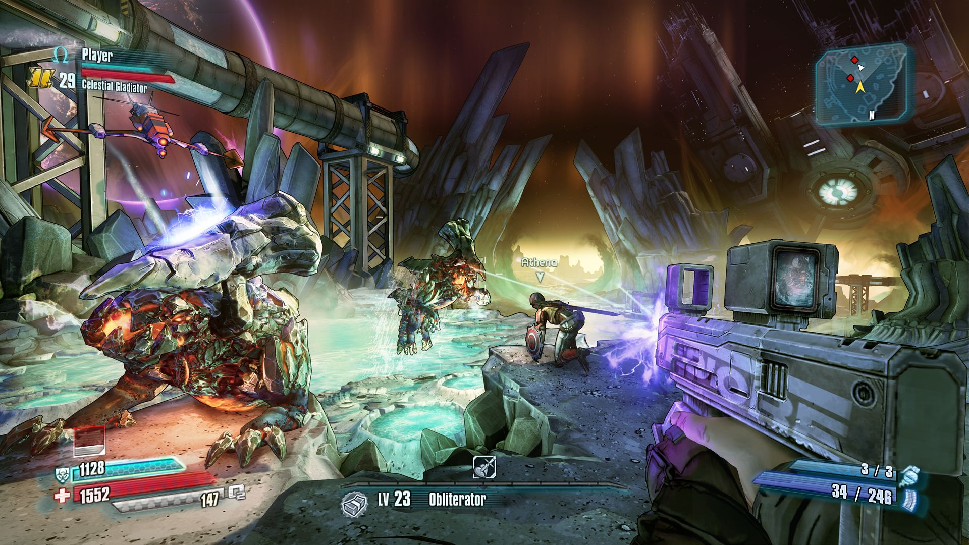 Borderlands: The Pre-Sequel Game | PS3 - PlayStation