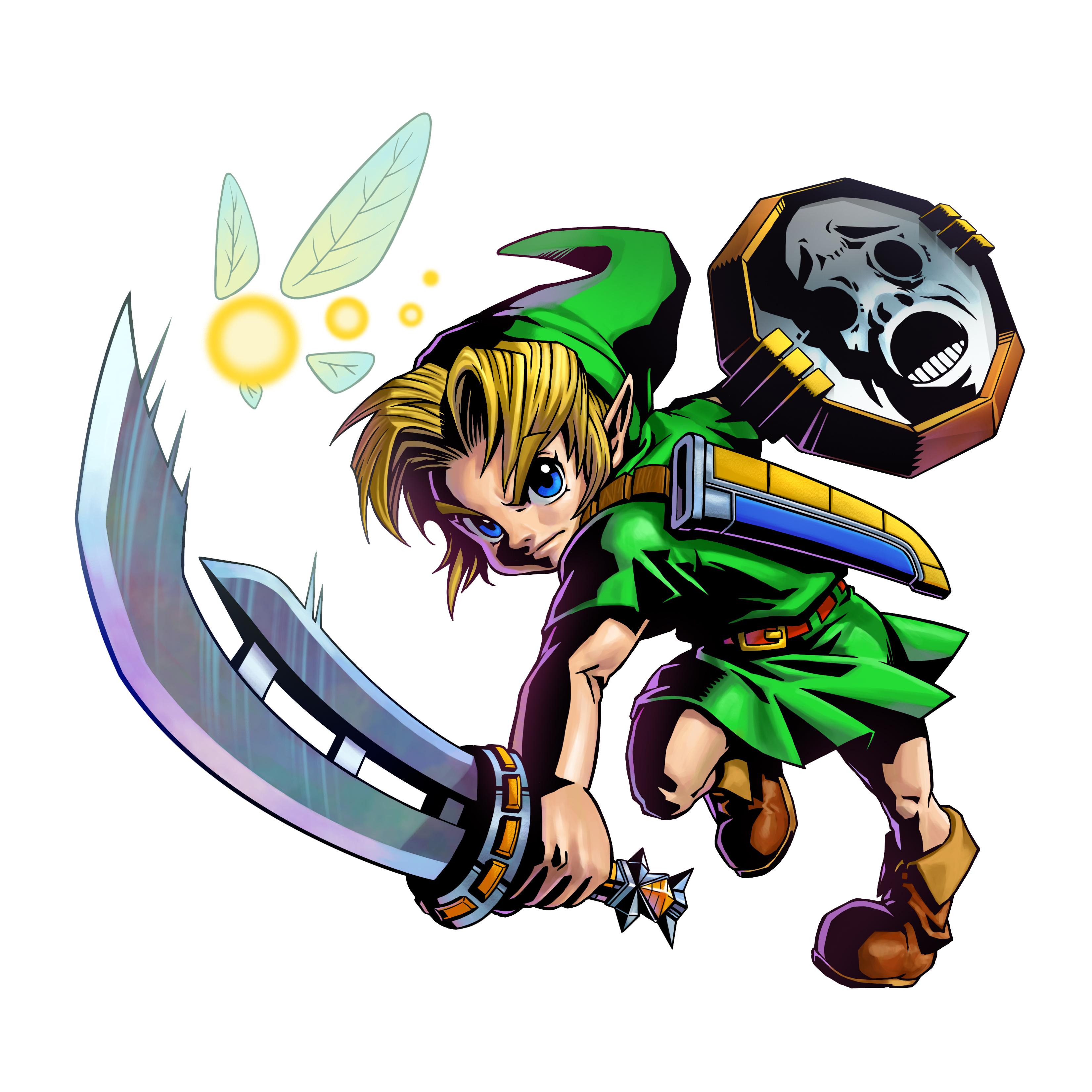 The Legend Of Zelda Majora S Mask Is Headed To Nintendo