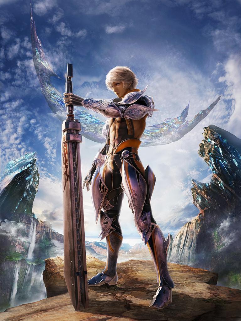 Mevius Final Fantasy Looks Incredible