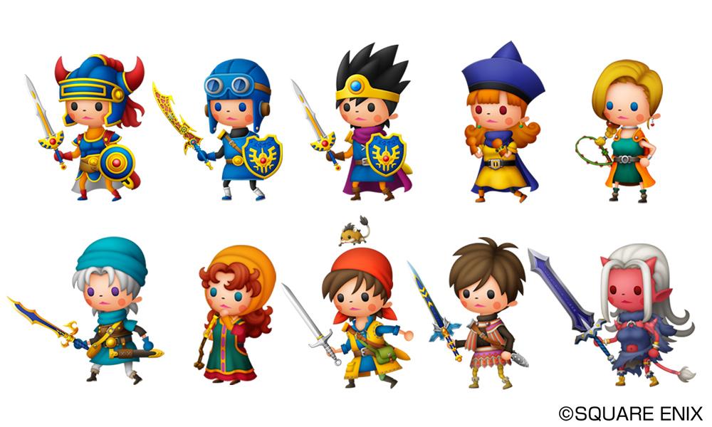 Theatrhythm Dragon Quest Gallery