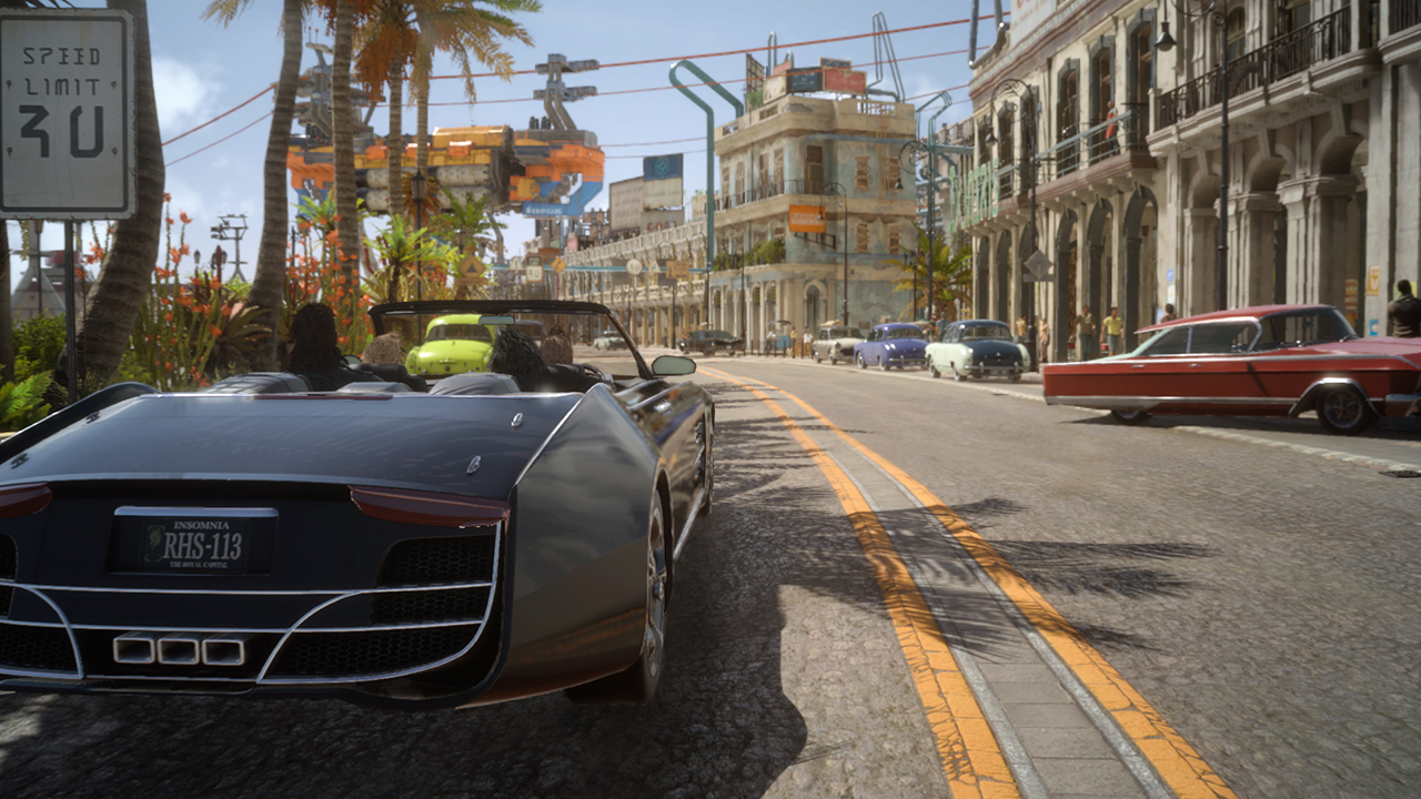 Final Fantasy XV Music Guide: Where to find all the classic