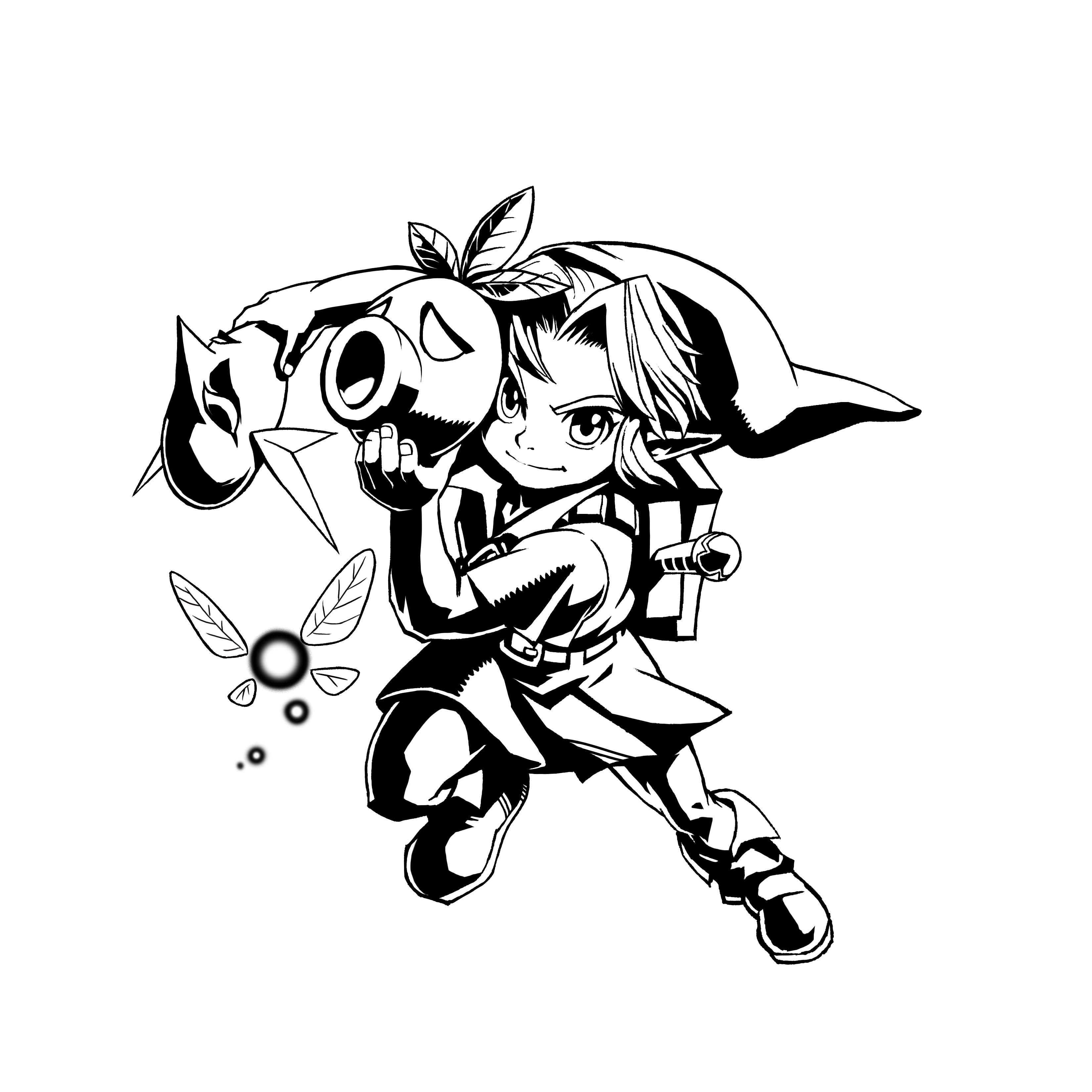 The Legend Of Zelda Majoras Mask 3d Releases On February 13th