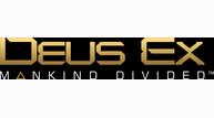 Deus ex mankind divided logo   onblack