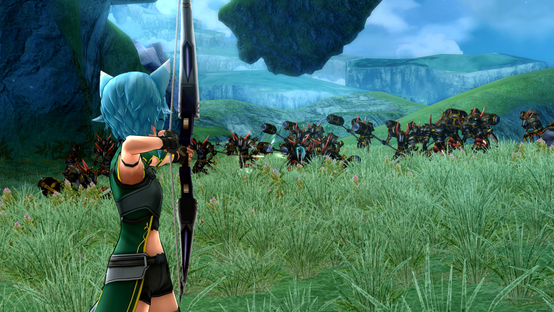 Sword Art Online Re: Hollow Fragment and Lost Song heading to the