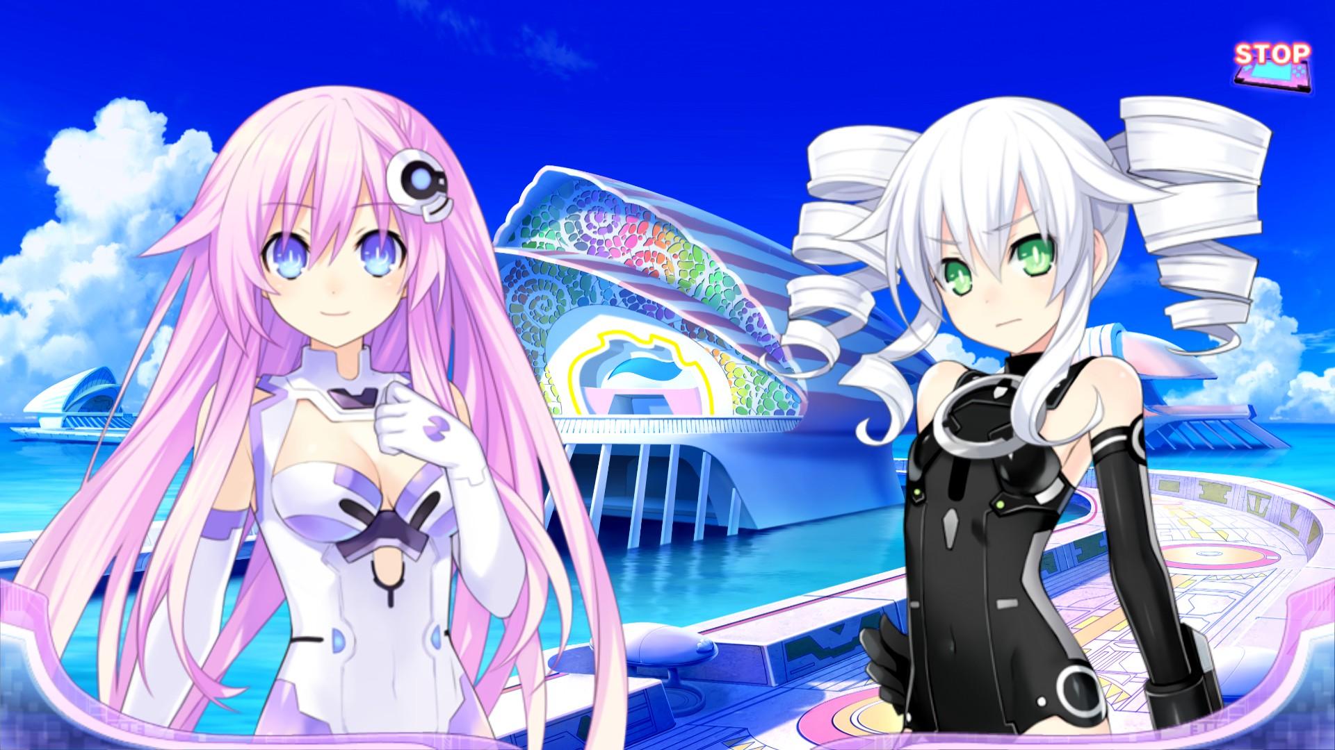 Hyperdimension Neptunia Re Birth 2 Sisters Generation Pc Review