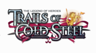 The legend of heroes  trails of cold steel logo