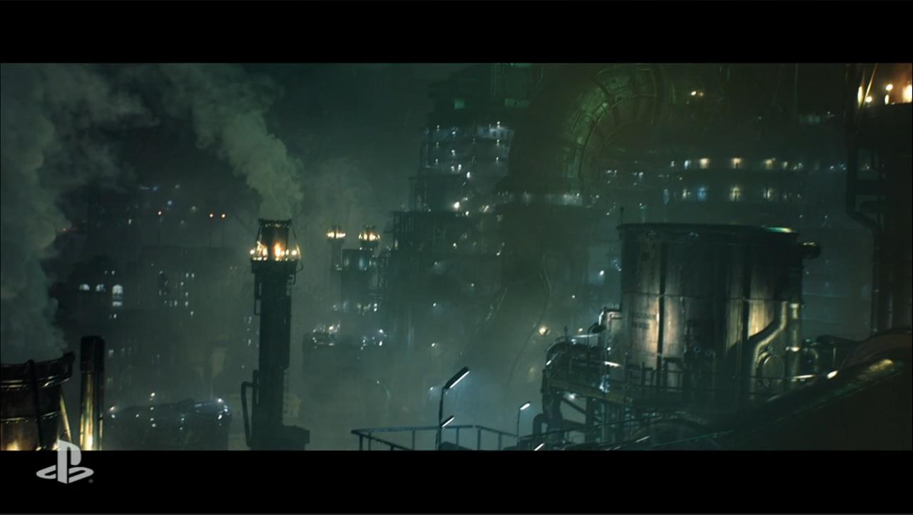 Final Fantasy VII Remake Announced | RPG Site