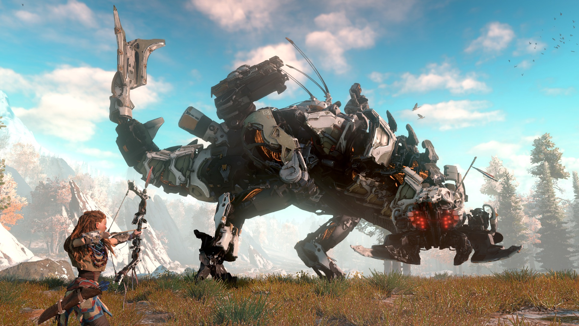 PS4 exclusive Horizon: Zero Dawn coming to PC