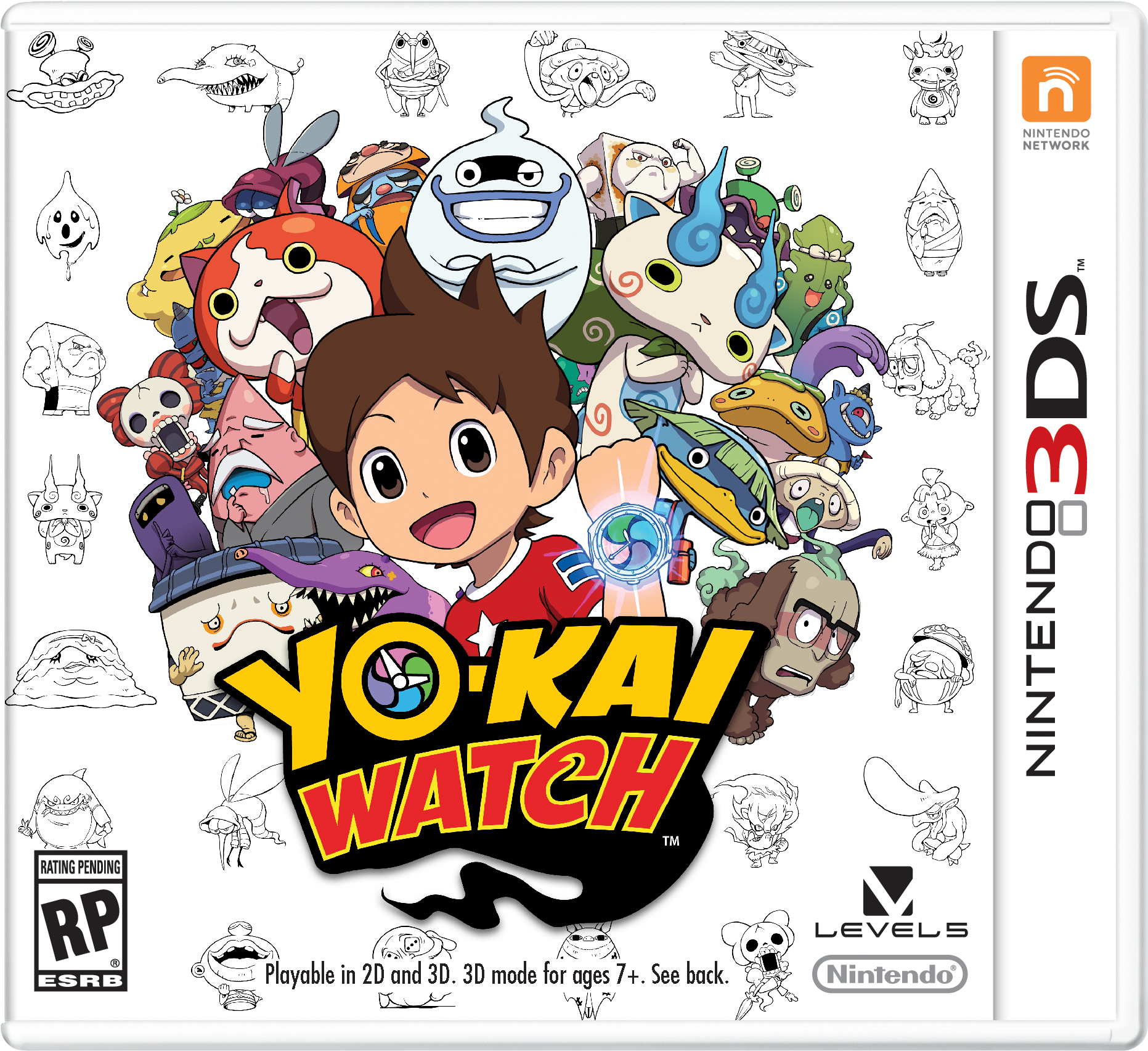 yokai watch rpg site