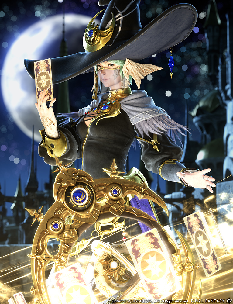 Cid and Alphinaud new Look and New Minions