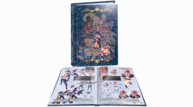 Disgaea5 ps4 artbook open 1