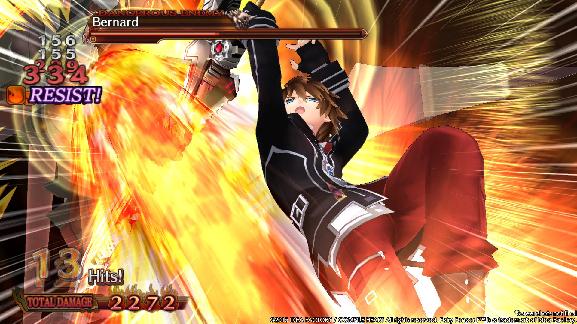 Fairy Fencer F Launches On Pc On August 4th Rpg Site
