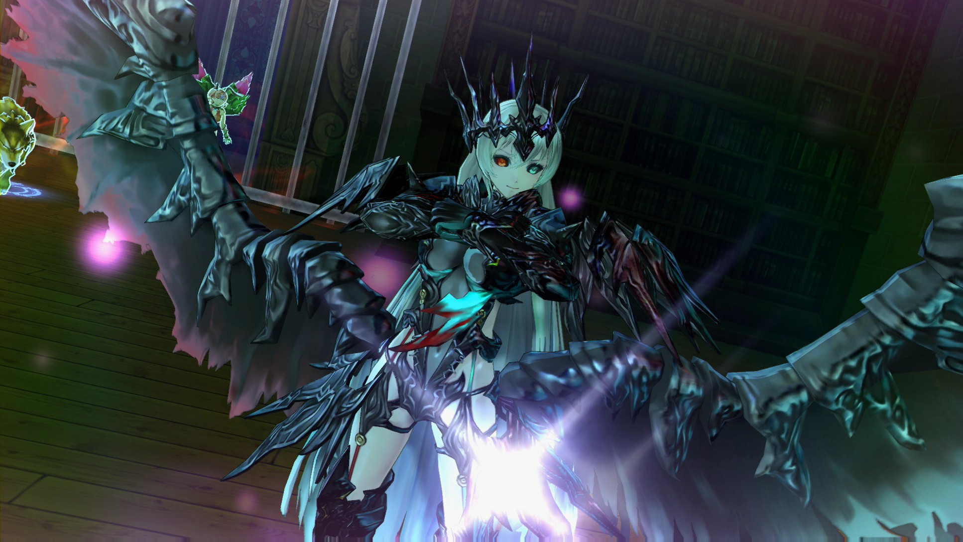 Arnas unleashes her Nightmare form in Yoru no Nai Kuni | RPG Site