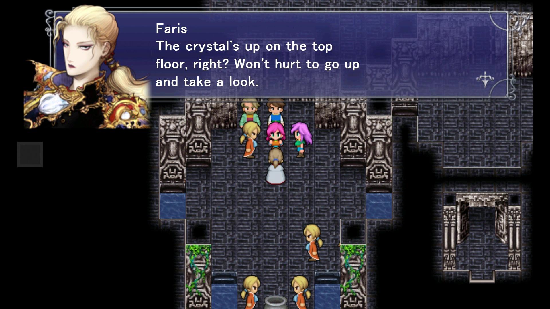 Final Fantasy 5 Snes Original Box Art