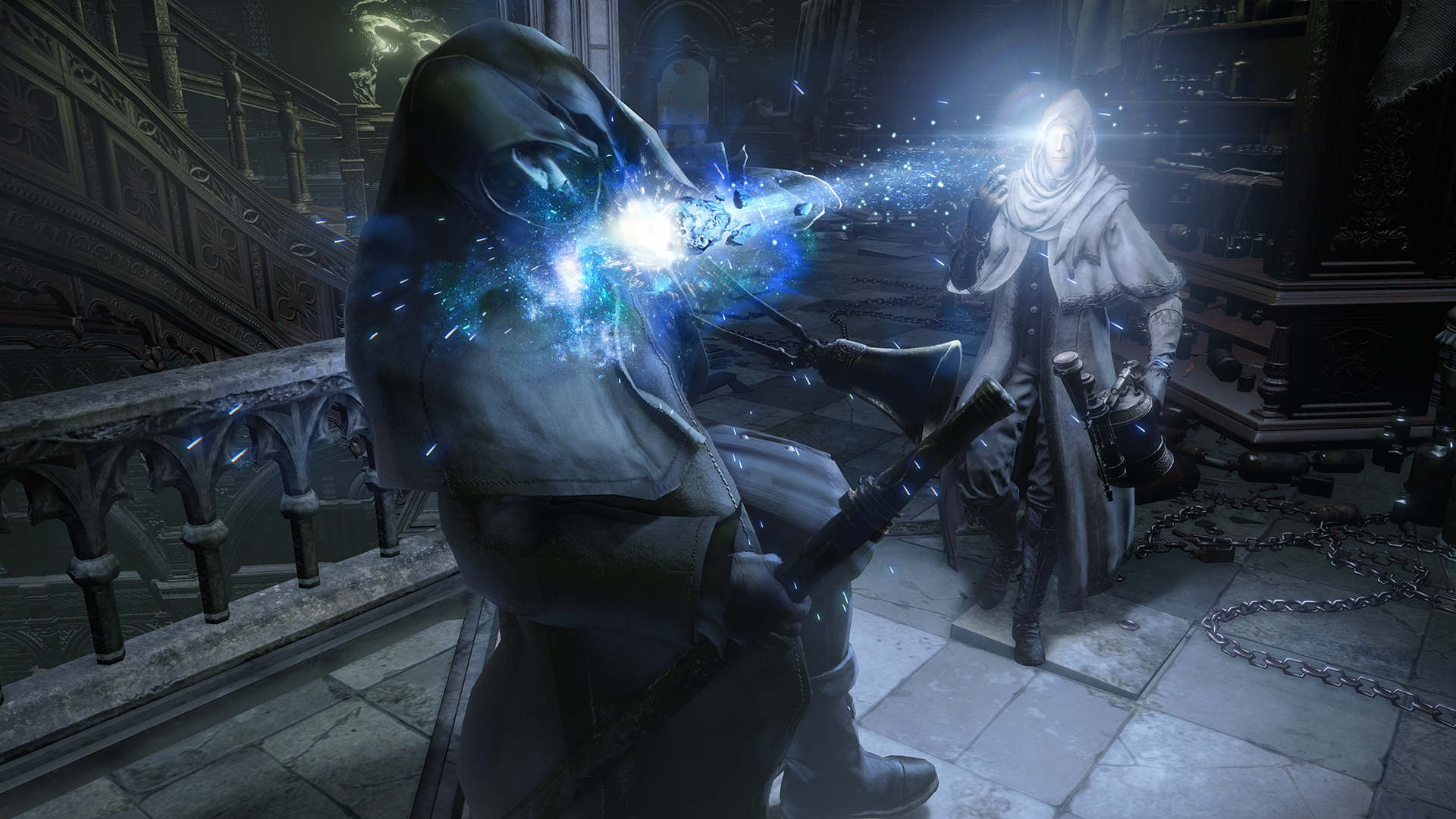 bloodborne s the old hunters expansion releases in november rpg site