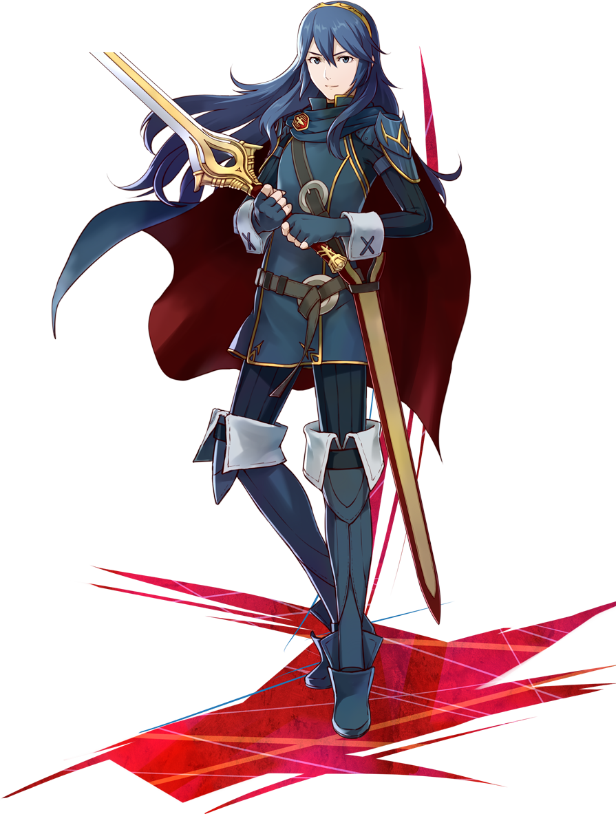 Chrom Lucina KOS MOS Fiora Announced For Project X Zone