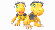 Agumon hero malefemale