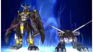 Blackwargreymon blackmetalgarurumon