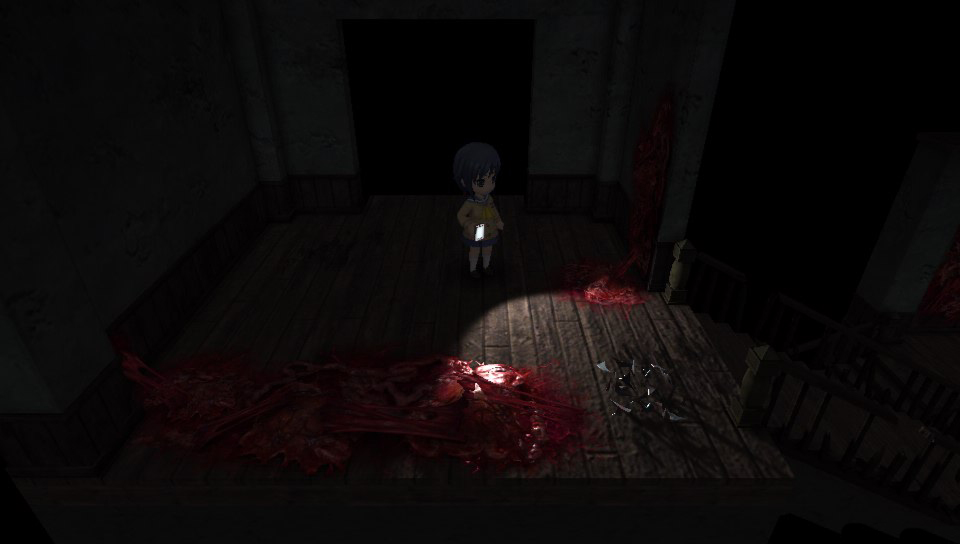 Corpse Party Blood Drive Review Rpg Site