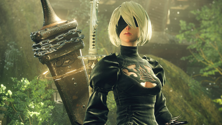 Nier Automata Interview: Square talks RPG systems and the