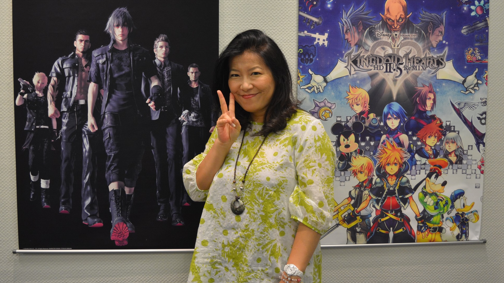 Interview Yoko Shimomura Talks Writing Some Of The Genre