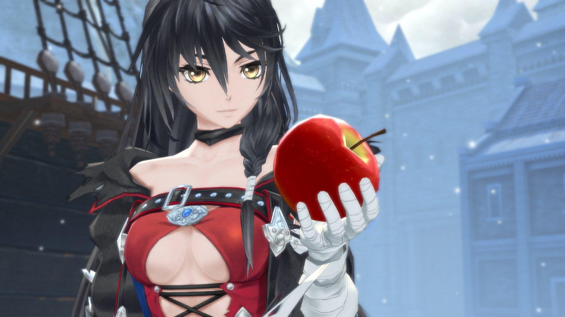 Bandai Namco details Tales of Berserias Velvet and