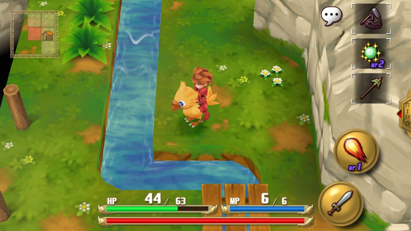 Adventures of Mana  RPG Site
