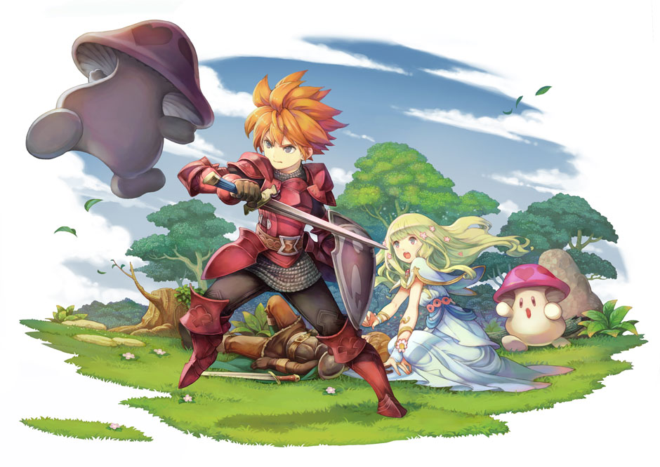 Adventures of Mana Review  RPG Site