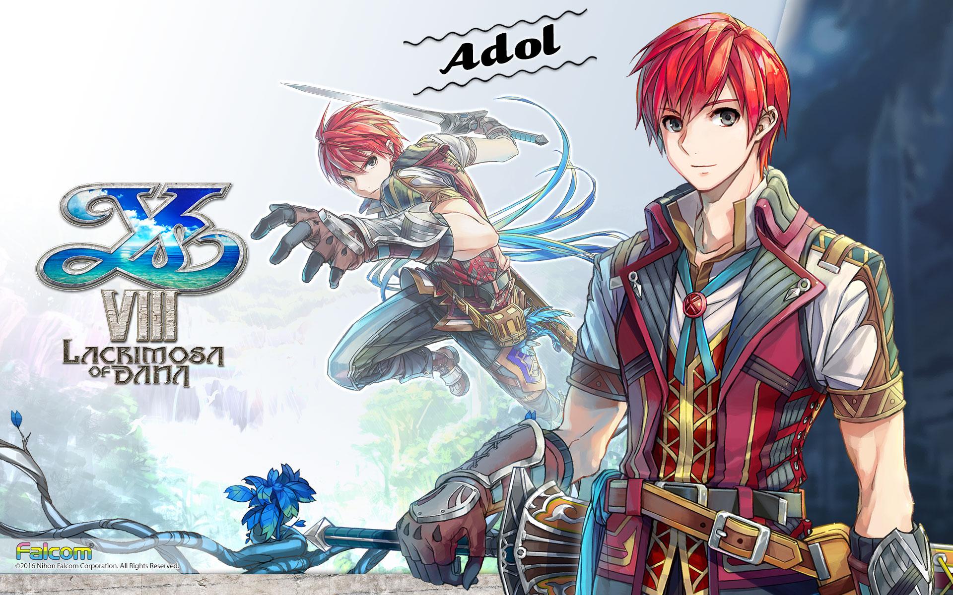 Ys VIII: Lacrimosa of Dana - Adol's Adventure Essentials 2018 pc game Img-4