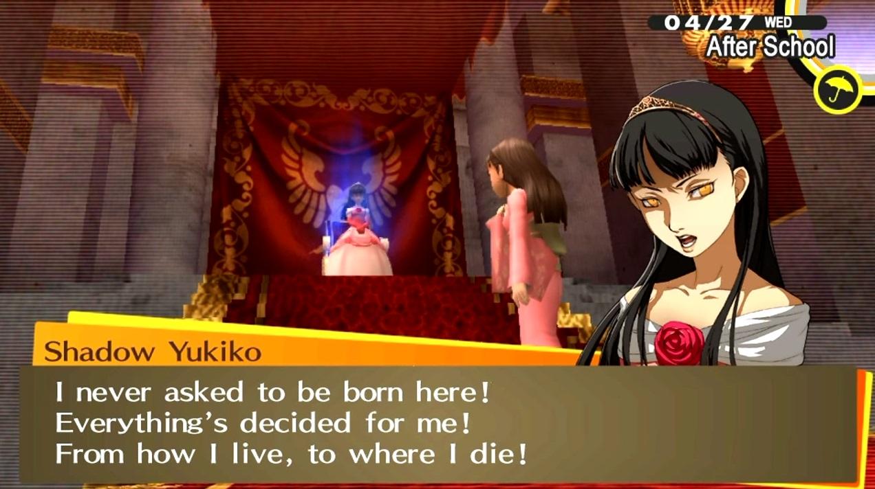 Dating chie persona 4 you should eat