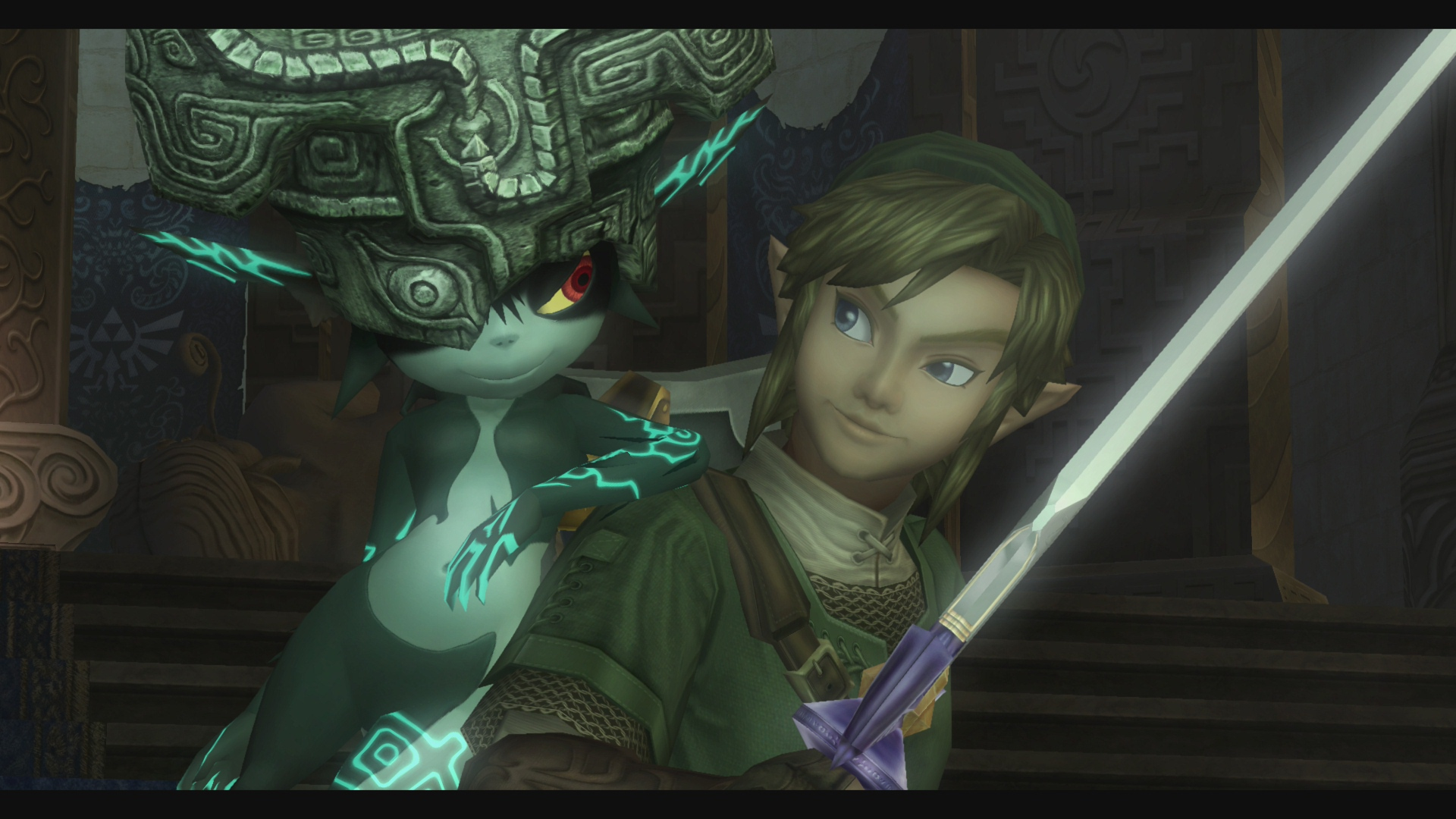 Image result for link twilight princess hd