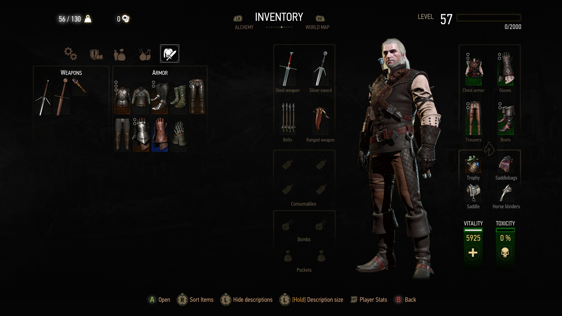 Meileur Build The Witcher
