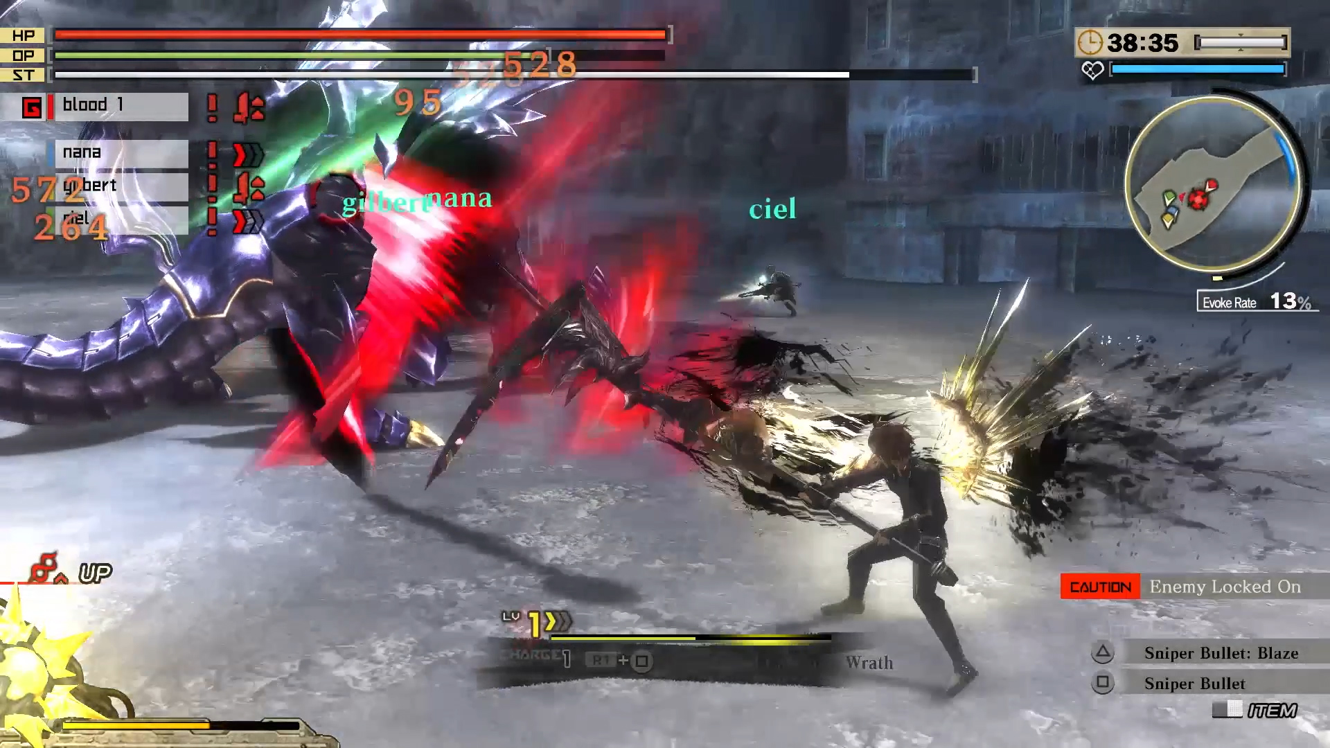 God Eater 2: Rage Burst Review | RPG Site