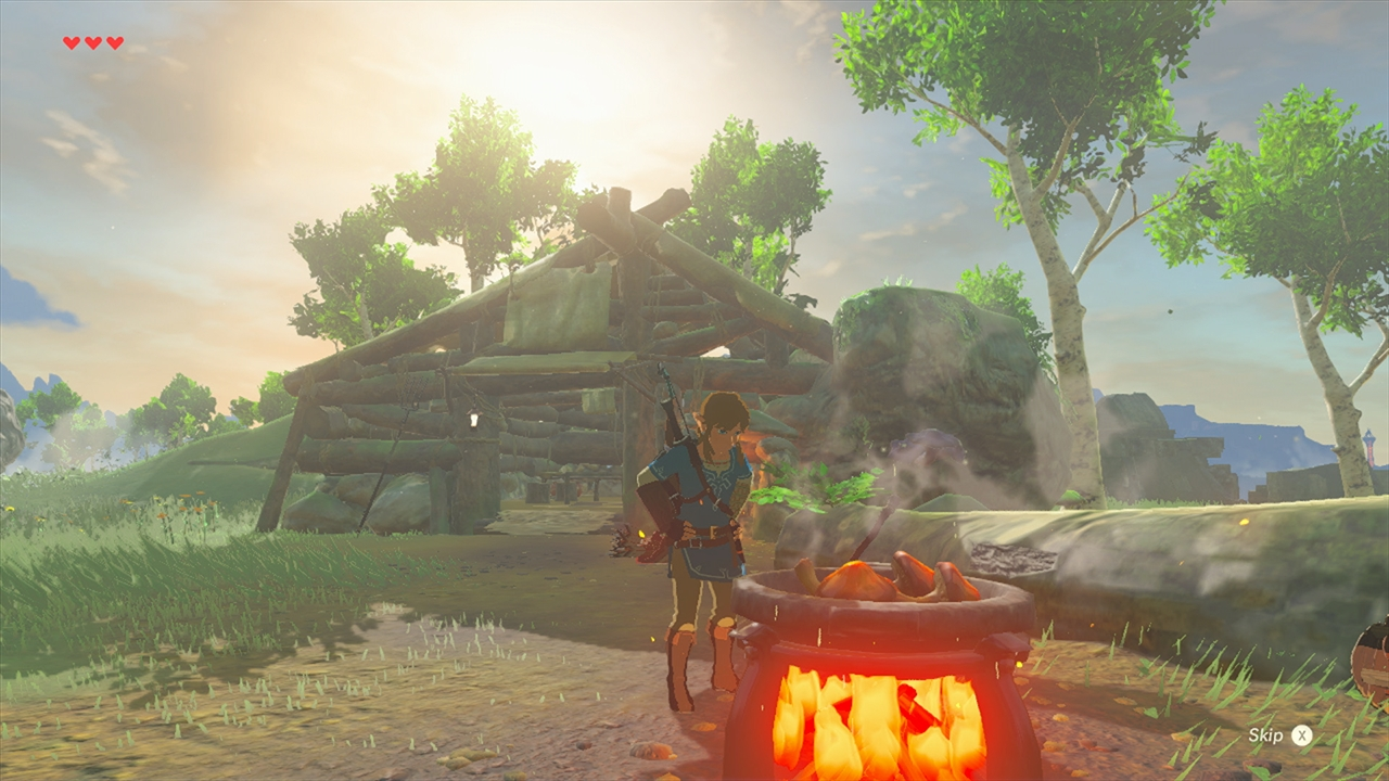 The Legend Of Zelda Breath Of The Wild Guide Cooking Recipes And