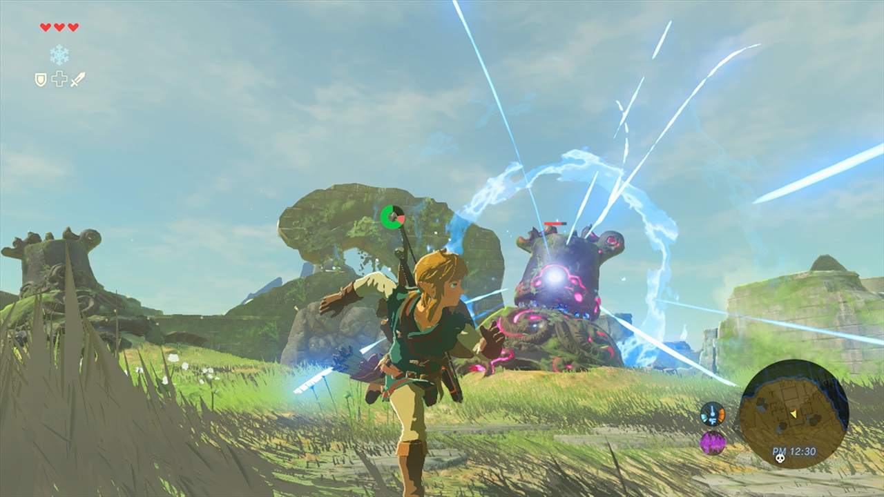 The Legend of Zelda: Breath of the Wild Hands-On Impressions