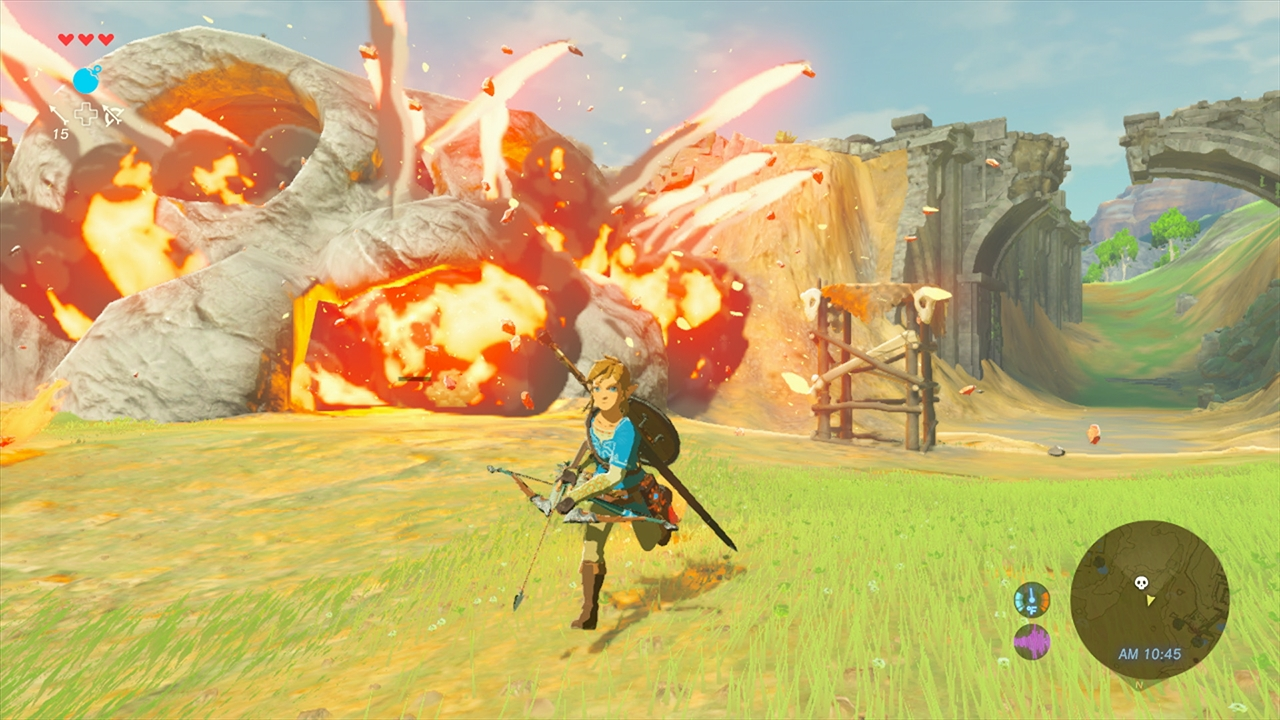 The Legend of Zelda: Breath of the Wild Guide: Tips on