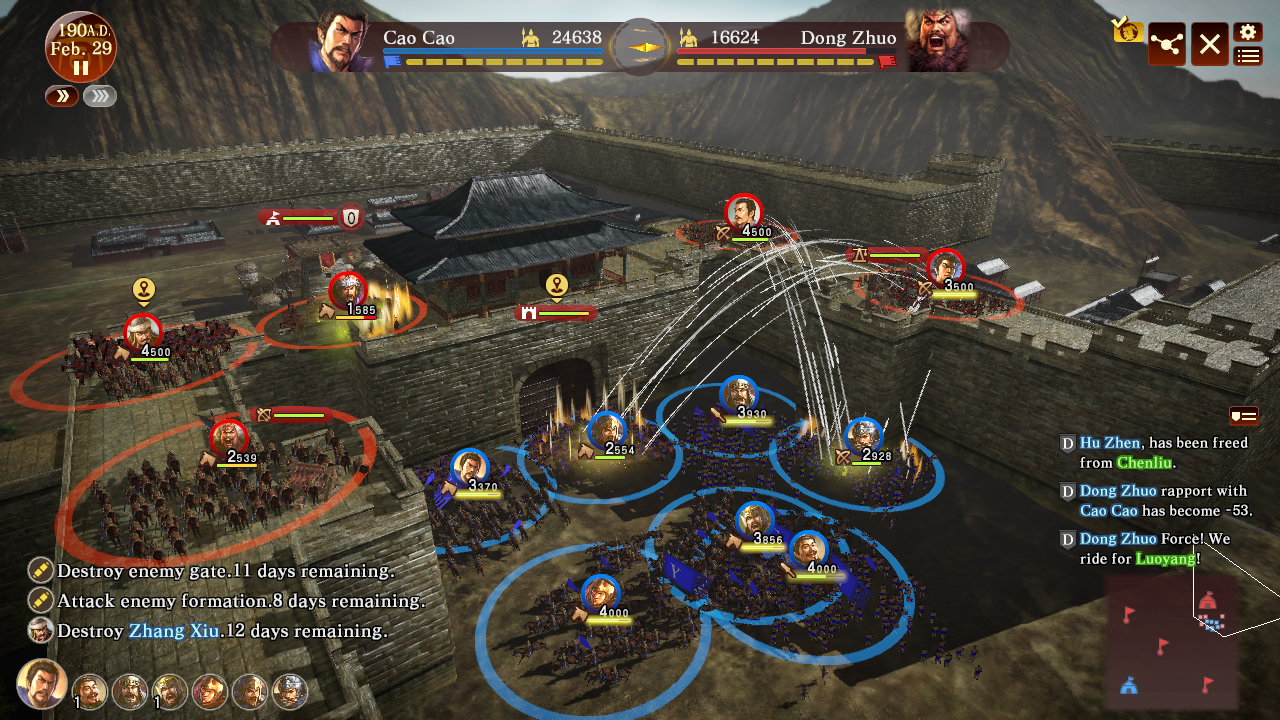 Romance of the Three Kingdoms XIII Review | RPG Site