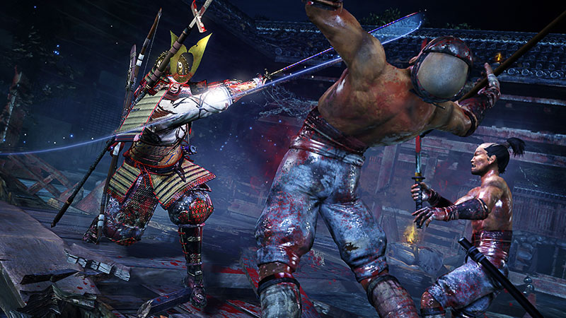 nioh how to start new game plus