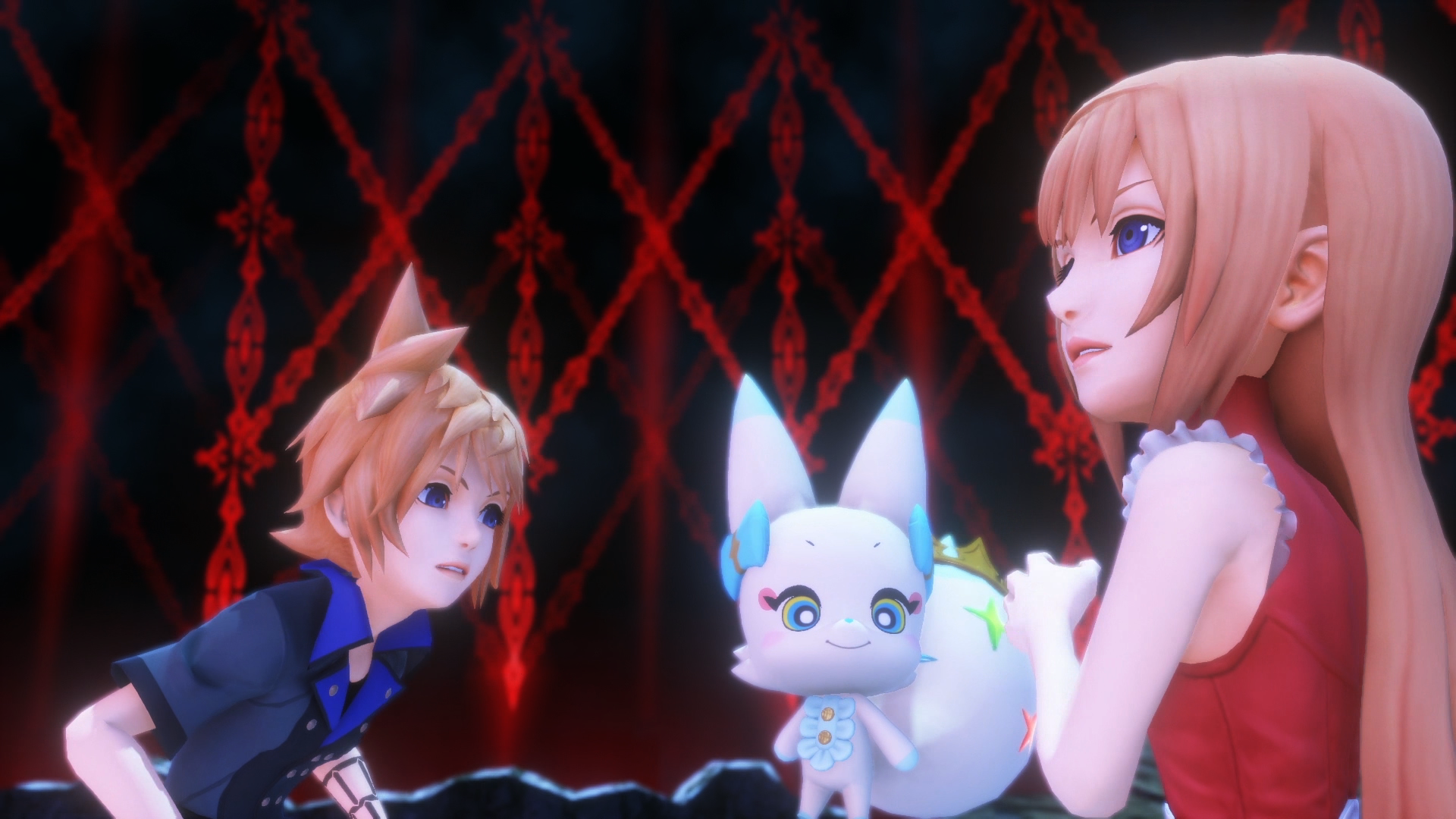 World Of Final Fantasy Guide How To Get The True Ending By