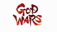 God wars us logo final white subtitle